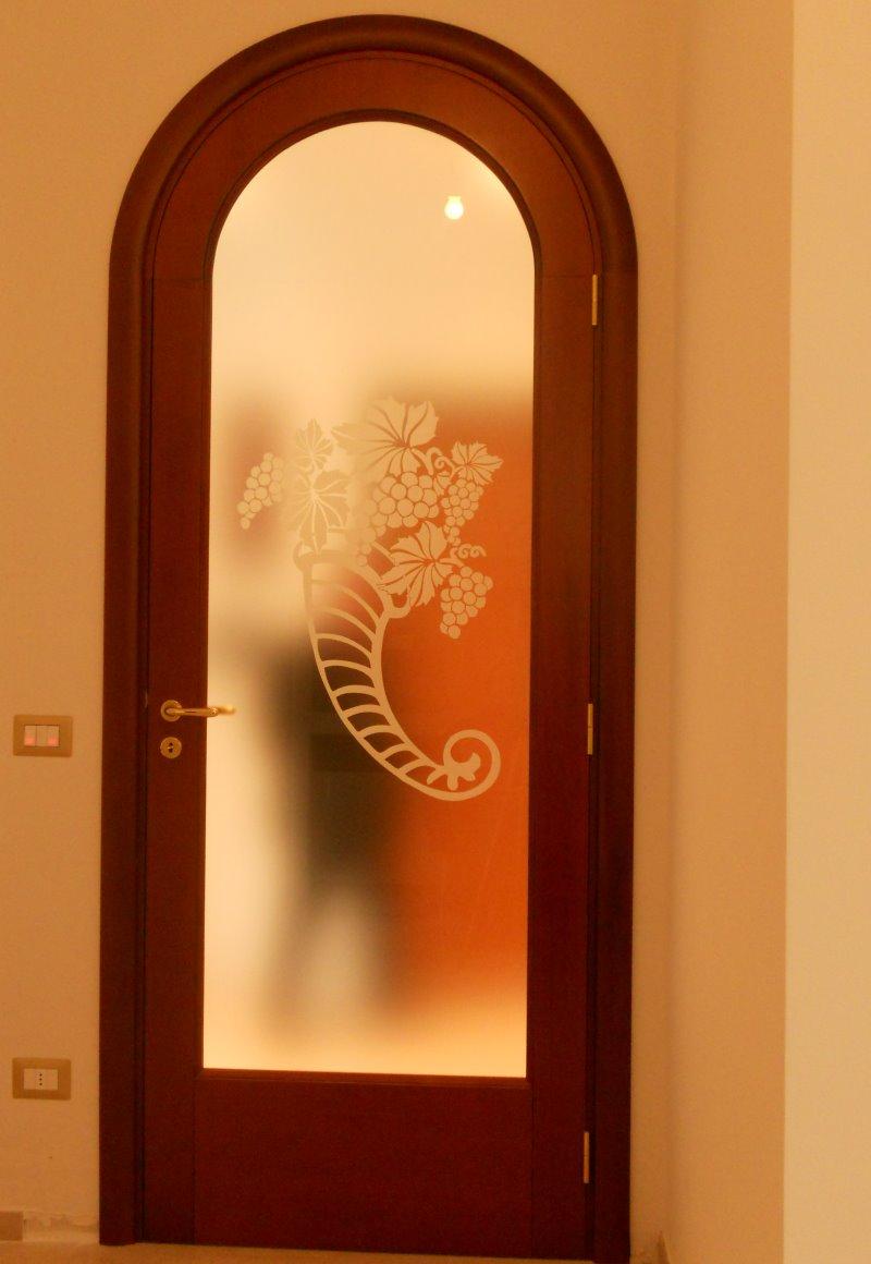 Vetro Satinato Decorato.Photo Glass Center Mola Specialisti Del Vetro